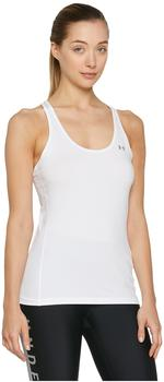 Under Armour Damen Tanktop UA HeatGear Armour Racer white