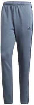 Adidas Jogginghose Essential 3 Stripes T Pant Ft Rauch blau
