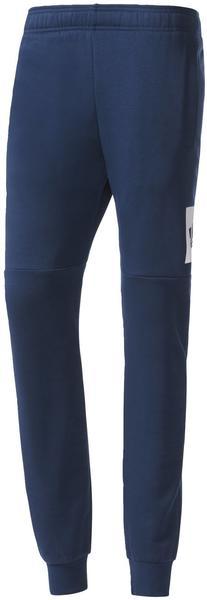 Adidas Jogginghose Essentials Box Logo Slim Tapered French Terry Pant marine