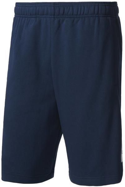 Adidas Shorts Essentials Box Logo French Terry Short marine