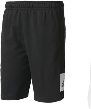 Adidas Shorts Essentials Box Logo French Terry Short schwarz