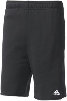 Adidas Shorts Essentials Raw Hem French Terry Short schwarz