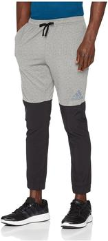 Adidas Sporthose Extreme Workout Pant Mit Reflektierendem Logodruck grau