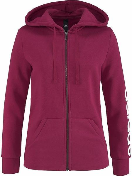 Adidas Essentials Linear Kapuzenjacke Frauen (BR2448)