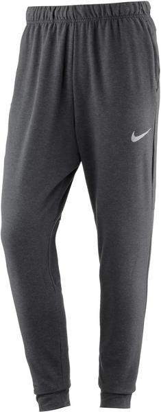 Nike Dri-Fit Trainingshose black/white/metallic hematite
