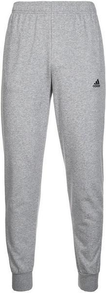 Adidas Essentials French Terry Jogginghose medium grey heather/collegiate navy