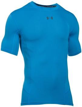 Under Armour Herren-Shirt CoolSwitch Supervent (kurzärmlig) blue