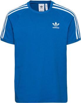 Adidas 3-Stripes T-Shirt bluebird