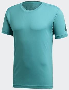 Adidas FreeLift Climachill T-Shirt Men hi-res aqua