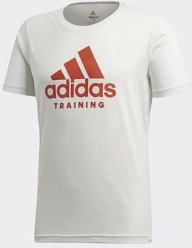Adidas FreeLift Logo T-Shirt Men cloud white