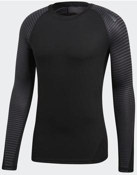 Adidas Alphaskin Climawarm Longsleeve Men black