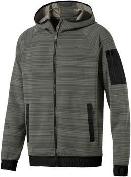 Puma Active Training Men Energy Hooded Jacket castor gray heather