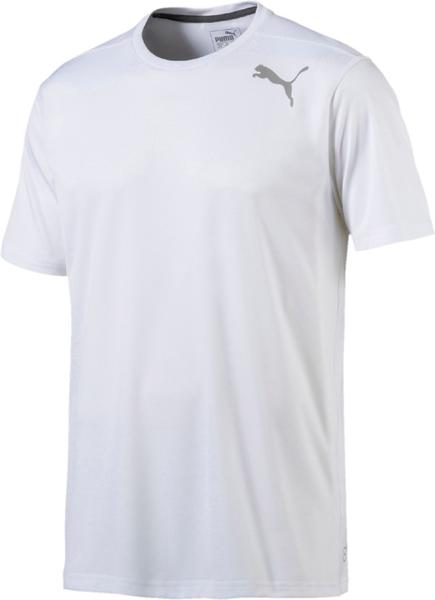 Puma Training Men Essential T-Shirt puma white