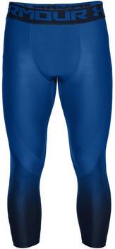Under Armour Men HeatGear Armour 2.0 ¾-Leggings blue