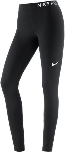 Nike Pro Tights Women (889561-010) black/black/white