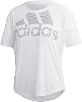 Adidas Magic Logo T-Shirt Women White