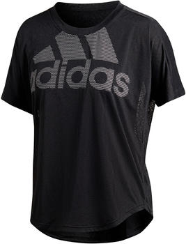 Adidas Magic Logo T-Shirt Women Black