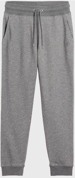 GANT Sweat-Hose dark grey melange (2046012-92)