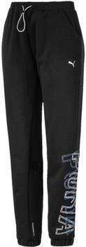 Puma HIT Feel It Knitted Training Sweatpants Women black 1
