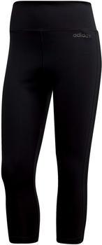 Adidas Design 2 Move 3-Stripes 3/4-Tight (DU2043) black/white