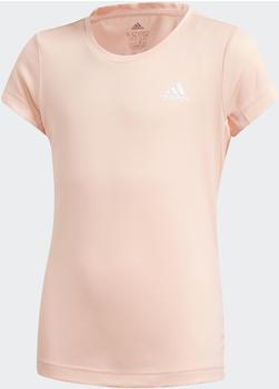 Adidas AEROREADY T-Shirt Kids haze coral/white (GE0462)