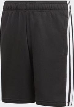 Adidas Essentials 3-Stripes Knit Shorts Kids black/white (DV1796)