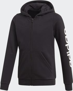 adidas-linear-hooded-jacket-kids-black-white-eh6124