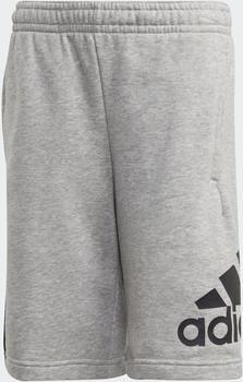 Adidas Must Haves Badge of Sport Shorts Kids medium grey heather/black (FM6461)
