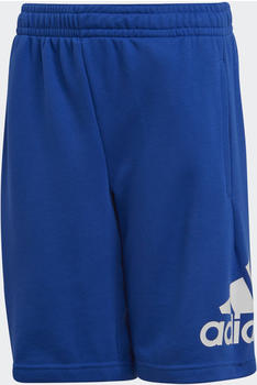 Adidas Must Haves Badge of Sport Shorts Kids blue/white (FM6462)