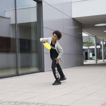 Adidas Essentials Linear Pants Kids black/white (DV1806)