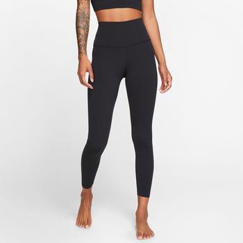 Nike Yoga Luxe 7/8-Tights (CJ3801) black/dark smoke grey