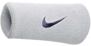 Nike Sweatband Swoosh Doublewide white