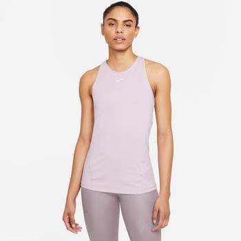 Nike Pro Mesh Tank Top Women (AO9966) violet