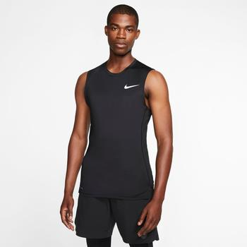 Nike Pro sleeveless Shirt (BV5600) black