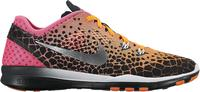 Nike Free TR 5 Print Wmn black/pink pow/bright citrus/metallic silver