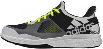 Adidas Atani Bounce Wmn white/solar yellow/black