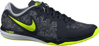 Nike Dual Fusion TR 2 Print Wmn black/grey/yellow