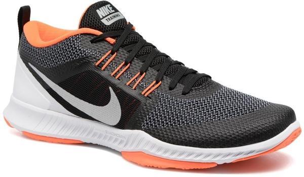 Nike Zoom Domination black/cool grey/white/metallic silver