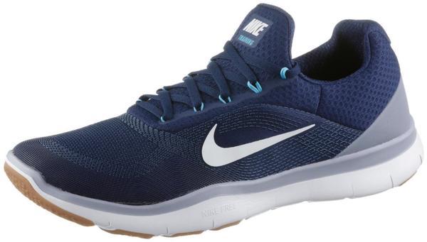 Nike Free Trainer V7 binary blue/white/blue fury/glacier grey