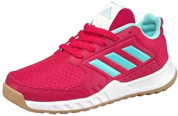 Adidas FortaGym K energy pink/energy aqua/footwear white