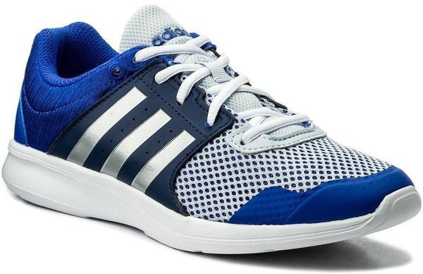 Adidas Essential Fun 2.0 W hi-res blue/silver metallic/noble indigo
