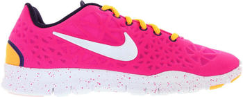 Nike Free TR Fit 3 pink foil/white/laser orange/purple dynasty