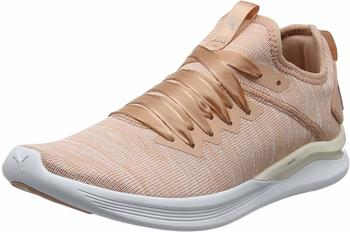 Puma Ignite Flash evoKNIT Satin EP Women peach/beige/white