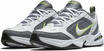 Nike Air Monarch IV white/cool grey/anthracite/volt