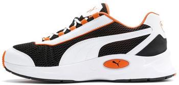 Puma Nucleus black/jaffa orange