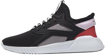Reebok Freestyle Motion Lo Women black/pixel pink/radiant red