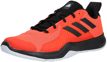 Adidas Fitbounce solar red/core black/signal coral