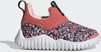 Adidas RapidaZen Haze Coral/Semi Flash Red/Cloud White