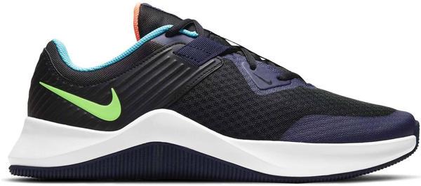 Nike MC Trainer black/blackened blue/blue fury/electric green
