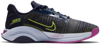 Nike ZoomX SuperRep Surge Women blackened blue/red plum/ghost/cyber